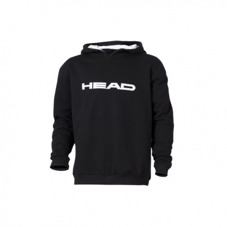Head bluza z kapturem TEAM HOODY Black